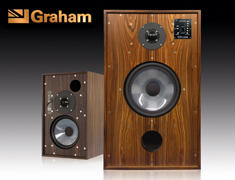 Graham Audio. Big Brother is Coming...